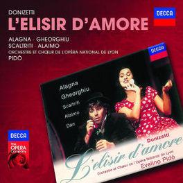 L'ELISIR D'AMORE EVELINO PIDO G. DONIZETTI, CD