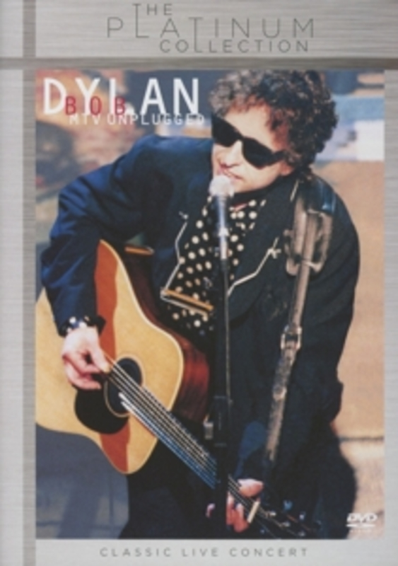 MTV UNPLUGGED BOB DYLAN, DVD