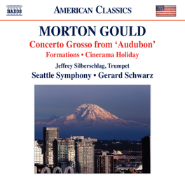 CONCERTO GROSSO FROM AUDU SEATTLE SYMPHONY/GERARD SCHWARZ M. GOULD, CD