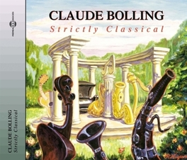 STRICTLY CLASSICAL CLAUDE BOLLING, CD