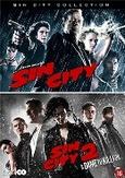 Sin city 1 & 2, (DVD)