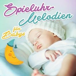 SPIELUHRMELODIEN FUR.. .. BABYS/ JEWELCASE. V/A, CD