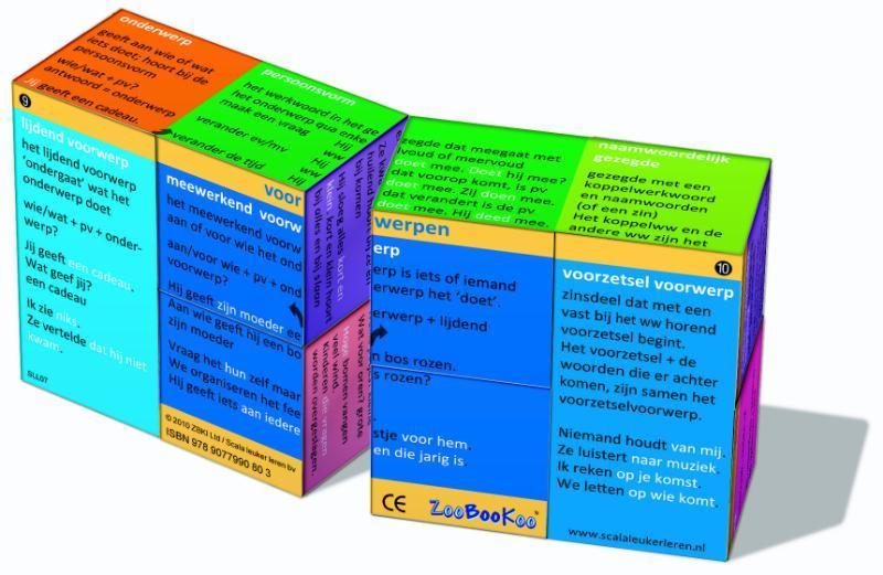 Grammatica. woordsoorten en zinsdelen, Hardcover