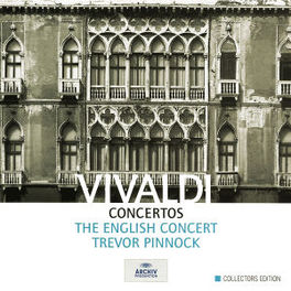 CONCERTOS *BOX* W/THE ENGLISH CONCERT, TREVOR PINNOCK Audio CD, A. VIVALDI, CD