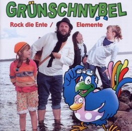 ROCK DIE ENTE/ELEMENTE GRUENSCHNABEL, CD