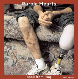 Purple Hearts: Back from Iraq. Berman, Nina, Paperback