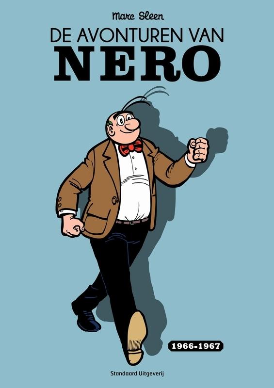 De avonturen van Nero NERO INTEGRAAL, Sleen, Marc, Paperback
