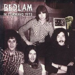IN COMMAND 1973 W/ COZY POWELL, DAVE BALL (PROCOL HARUM) BEDLAM, CD