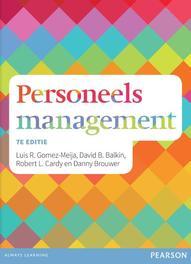 Personeelsmanagement Gómez-Mejía, Luis R., Paperback