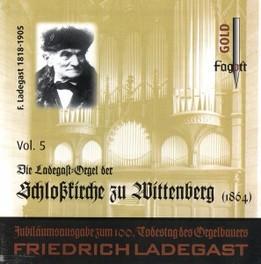 LADEGAST-ORGELN VOL5:.. .. SCHLOSSKIRCHE//HERZER, THOMAS/HERZER, SARAH Audio CD, F. MENDELSSOHN BARTHOLDY, CD