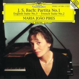 PARTITA/SUITES W/MARIA JOAO PIRES Audio CD, J.S. BACH, CD