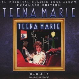 ROBBERY * EXPANDED EDITION * TEENA MARIE, CD
