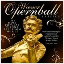 WIENER OPERNBALL CLASSICS V/A, CD