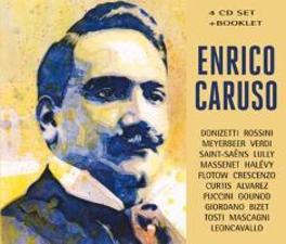 ENRICO CARUSO ENRICO CARUSO, CD