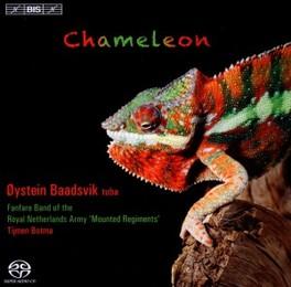 CHAMELEON:MUSIC FOR TUBA FANFAREKORPS KONINKLIJKE LANDMACHT BAADSVIK/JAGER, CD