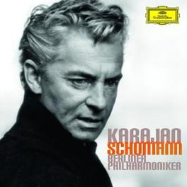 4 SYMPHONIES BERLINER PHILHARMONIKER/HERBERT VON KARAJAN Audio CD, R. SCHUMANN, CD