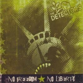 7-NO FREEDOM-NO.. -LTD- .. LIBERTY //GREEN VINYL DETECTORS, 12' Vinyl