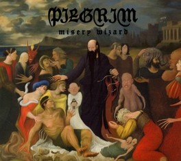 MISERY WIZARD EXCELLENT DOOM ! PILGRIM, CD