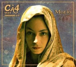 MARIA CONSONANZ A 4, CD