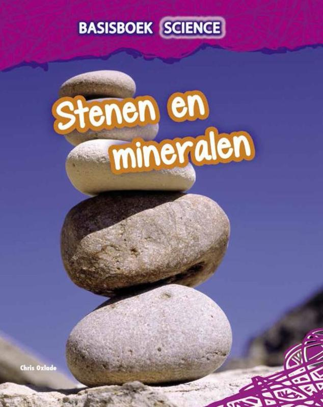 Stenen en mineralen Oxlade, Chris, Hardcover