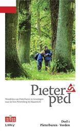 Pieterpad: Deel 1 Pieterburen - Vorden wandelen van Pieterburen in Groningen naar de Sint-Pietersberg bij Maastricht, Van der Ende, Wim, Paperback