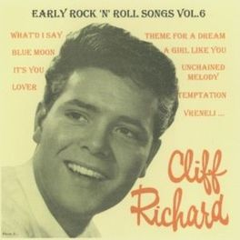 EARLY ROCK'N'ROLL .-V.6 .. VOL.6 CLIFF RICHARD, CD
