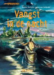 Vangst in de nacht Marlies Verhelst, Hardcover