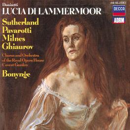 LUCIA DI LAMMERMOOR PAVAROTTI/ORCH.ROYAL OPERA HOUSE/BONYNGE Audio CD, G. DONIZETTI, CD
