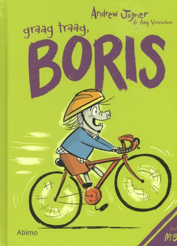 Graag traag, Boris Joyner, Andrew, Hardcover