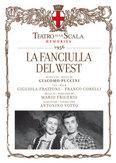FANCIULLA DEL WEST VOTTO/FRAZZONI/CORELLI//*2CD + BOOK*
