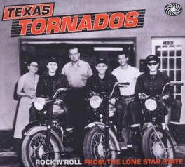 TEXAS TORNADOS ROCK 'N' ROLL FROM THE LONE STAR STATE V/A, CD