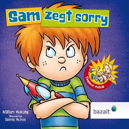 Sam zegt sorry William Mulcahy, Hardcover