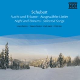 NIGHT & DREAMS RUSSELL/TAKACS/JANDO/HILL F. SCHUBERT, CD