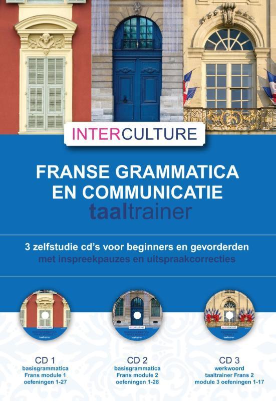 Interculture: Franse grammatica en communicatie: Taaltrainer Interculture, Luisterboek