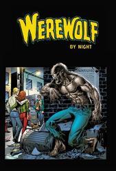 Werewolf By Night Omnibus