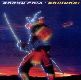 SAMURAI RE-ISSUE OF MID 80'S BRITISH MELODIC ROCK ALBUM GRAND PRIX, CD