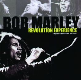 REVOLUTION EXPERIENCE COLLECTION  OF 20 TRACKS RECORDED IN THE EARLY 70'S BOB MARLEY, CD