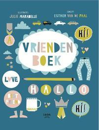 Vriendenboekje Esther van de Paal, onb.uitv.