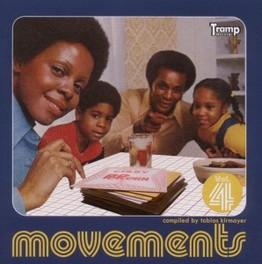 MOVEMENTS 4 V/A, CD