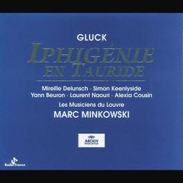 IPHIGENIE EN TAURIDE W/DELUNSCH, KEENLYSIDE, LES MUSICIENS DU LOUVRE, MINKOW Audio CD, C.W. GLUCK, CD