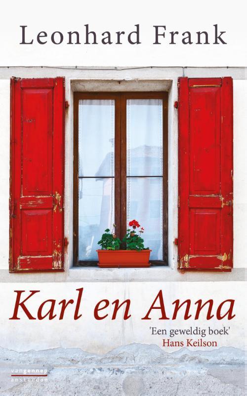 Karl en Anna Leonhard Frank, Paperback