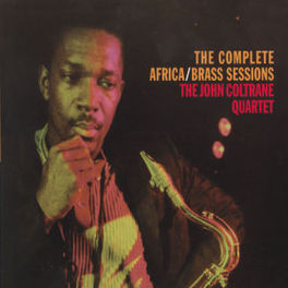 COMPLETE AFRICA BRASS 1+2 Audio CD, COLTRANE, JOHN -QUARTET-, CD
