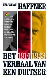 Het verhaal van een Duitser 1914-1933 geschiedenis van de wielersport in 119 portretten, Sebastian Haffner, onb.uitv.