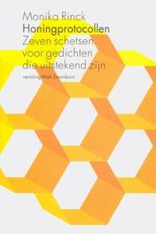 Honingprotocollen Rinck, Monica, Paperback