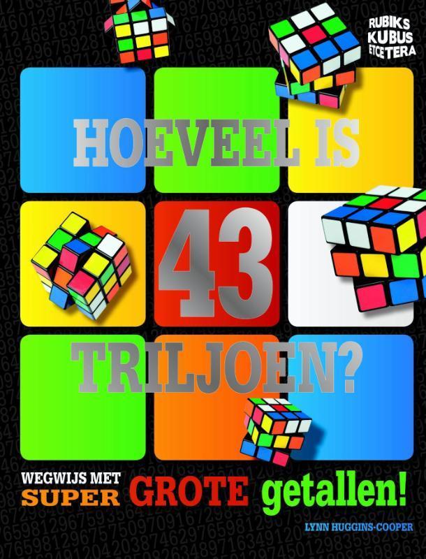 Hoeveel is 43 triljoen? wegwijs met super grote getallen!, Lynn Huggins-Cooper, Hardcover