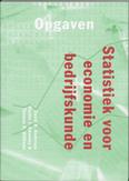 Statistiek voor economie en bedrijfskunde: Opgaven