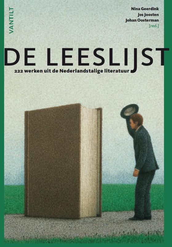 De leeslijst 222 werken uit de Nederlandstalige literatuur, Geerdink, Nina, onb.uitv.