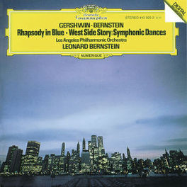 RHAPSODY IN BLUE/WESTSIDE LAPO/BERNSTEIN Audio CD, G. GERSHWIN, CD