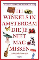 111 Winkels in Amsterdam...
