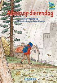 Alleen op dierendag samenleesboek AVI M4, Vervloed, Peter, Hardcover